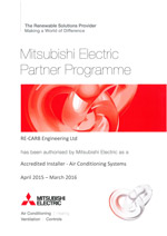 Mitsubishi Electric Partner Programme